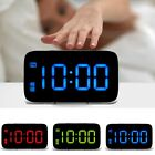 LED Digital Alarm Clock with Large 5 Easy-Read Display, Easy Snooze Function