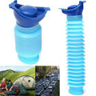 JQ_ Portable 750ML Stretchable Urinal Car Travel Outdoor Camping Toilet Potty  image