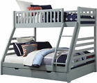 States Triple Sleeper Bunk Bed With Storage Drawers