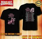 NEW T-shirt The black keys lets tour date 2019 limited editions!!!!!!!!!!!!!!!! image