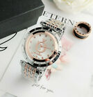 Stainless steel Pandoraes Wristwatch Women's Movable dial Classic Fashion Watch image