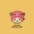 One Pieces Luffy Tony Tony Chopper Silicone Case Cover For Apple Airpods