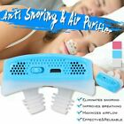 Micro CPAP Anti Snoring Electronic Device for Sleep Apnea Stop Snore Aid Stopper $4.58 USD on eBay