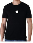 Apple T-Shirt Mac Macintosh Apple iPhone X Max Macbook Apple Logo  Size S-2XL image