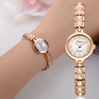 Fashion Watches Women Ladies  Quartz Wristwatch Small Band Diamond Dress WatchCA image