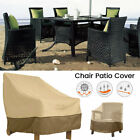 Outdoor Furniture Cover Chair Sofa Waterproof Rattan Garden Patio Shelter Covers