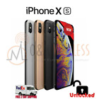 NEW Apple iPhone XS MAX A1921, Factory Unlocked - All Colors  Capacity