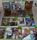Xbox 360 Games $6  **BUY 4 GET 1 (YOUR PICK) FREE *ALL TESTED*