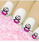 Christmas Snow Santa Nail Nails Art 3D Decal Wraps Stickers Decals Reindeer