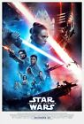 "New Art Print Of Movie Poster 2019 ""Star Wars : The Rise of Skywalker"" (4 Sizes) $11.99 USD on eBay"