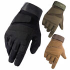 Tactical Mechanic Wear Safety Work Gloves Mens Construction Builder Heavy Duty