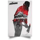 New The Shining (1980) Movie Tv Poster Size 16×24 24×36 32x48