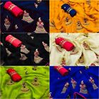 Sari Saree indian Designer Wear Chiffon Ethnic Pakistani Embroidery Wedding Soft