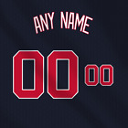 Washington Nationals champ Dark MLB jersey Any Name Any Number Pro Lettering Kit