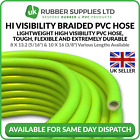High Vis Window Cleaning Hose 8 X 13.2 (5/16