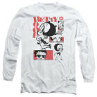 BETTY BOOP STYLIN SNAPS Licensed Men's Long Sleeve Graphic Tee Shirt SM-3XL $27.96 USD on eBay