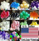 "Внешний вид - 100pcs 10""  Latex Balloons Colorful Thickening Wedding Birthday Xmas Party USA"