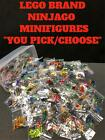 "AUTHENTIC LEGO NINJAGO CHARACTER MINIFIGURE  ""YOU PICK/CHOOSE"" GENUINE $4.99 USD on eBay"