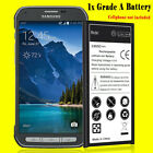 For AT&T Samsung Galaxy S5 Active G870A Battery (6520mAh) or Charger Data Cable
