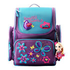 Children Girls Kids Cartoon School Bags Safe School Backpack With Doll Pendant