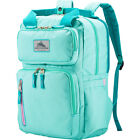 High Sierra Mindie Laptop Backpack 6 Colors Business & Laptop Backpack NEW
