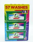 ARIEL 3IN1 PODS WASHING CAPSULES 60 WASHES