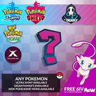 Kyпить Pokemon Sword Shield | ALL POKEMON ANY CUSTOM ORDER ULTRA SHINY GMAX POKEHOME на еВаy.соm