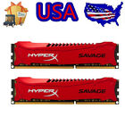 8GB 16GB 32GB 1866MHz DDR3 For HyperX Savage DIMM Desktop Memory From USA Stock