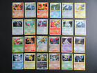 Pokemon Cards Holo/Foil Rares  - Vintage Early 2000s