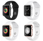 Apple Watch Series 1 38mm Aluminum Case - Space Gray Silver Gold Rose Sport Band <br/> 30 Day Warranty | Free Shipping & Returns | US Seller