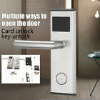 Left / Right RFID card Hotel Lock Hotel Room Locks w/ Mechnical key+5x Card