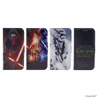 Star Wars Case/Cover Apple iPhone 5/5s/SE / Screen Protector / PU Leather Flip $21.46 CAD on eBay