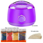 Professional Wax Warmer Heater Hair Removal Depilatory Home Waxing Kit Beans <br/> 👑4 COLORS AVAILABLE😍TRUSTED SELLER🐶FAST SHIPPING❤️