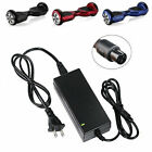Balancing Scooter Hoverboard Adapter Charger Power Supply 42 Volt 2AMP PASS-CC