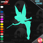 Tinkerbell With Wand Disney Car Home Truck Window Laptop Vinyl Decal Sticker