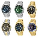 New Invicta Men's Pro-Diver Scuba 43mm Case 100M W/R Japan Quartz MOV Watch image
