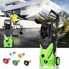 3500PSI 2.6GPM Electric Pressure Washer High Power Car Water Cleaner Machine~