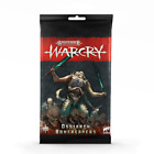 Warcry Faction Card Pack Warhammer Age of Sigmar NEW PRESALE SHIPS 2/1!
