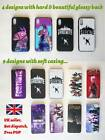 Fortnite Royale Battle Tpu Rubber Plastic Phone Cover Case For Apple Iphone Uk