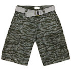 Military Army Camo Cargo Combat Shorts IMPERIOUS Casual