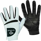 NEW BIONIC RELAXGRIP BLACK PALM GOLF GLOVE RIGHT HANDED GOLFER CHOOSE SIZE
