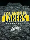 Los Angeles Lakers Mens Pullover Performance Jacket NBA Gear Sweatshirt on eBay