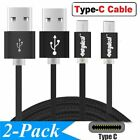 For Samsung Galaxy S9 S9 Plus S10 Adaptive Fast Car Charger + USB Type-c Cable