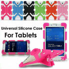 """For 7""""~ 7.9"""" inch Tablet PC Kids Safe Rubber Universal Silicone Case Cover Skin for sale  Shipping to South Africa"""