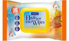 Nuage Hayfever Allergy Relief Wipes Face &Hand Removes Multi PK 30-60-120Wipes