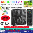 2020 Android 7.1 TV Box 4K Smart HD Media Player 2.4G WiFi Quad Core H.265 3D picture