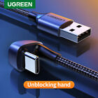 Ugreen 180 Degree USB Type C Braided Cable 3A Fast Charging Data...