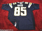 #85 ANTONIO GATES CHARGERS NAVY BLUE NFL SEWN STITCHED JERSEY - CHOOSE SIZE $68.0 USD on eBay