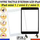 cran lcd vitre tactile ipad mini 2 ou 3 complet bouton home adh sif
