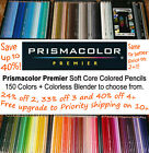 PRISMACOLOR Premier Colored Pencils: 150 colors  Colorless Blender Mix n Match